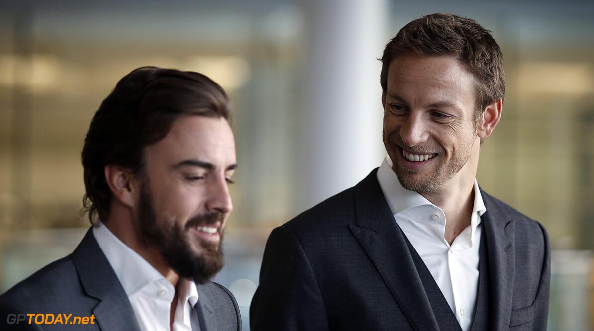 """Button: """"Alonso meer een uitdaging dan Hamilton"""""""