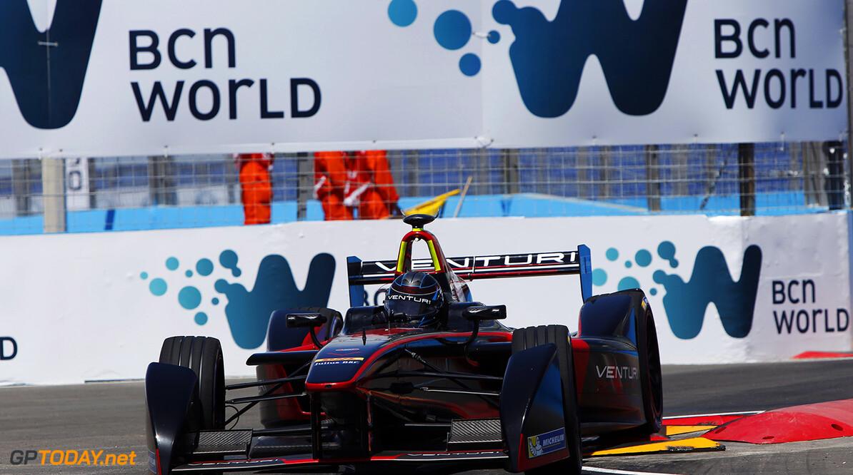 2014 FIA Formula E Championship. Punta del Este ePrix, Uruguay.  Photo: Zak Mauger/LAT/FE ref: Digital Image _L0U1298  Zak Mauger