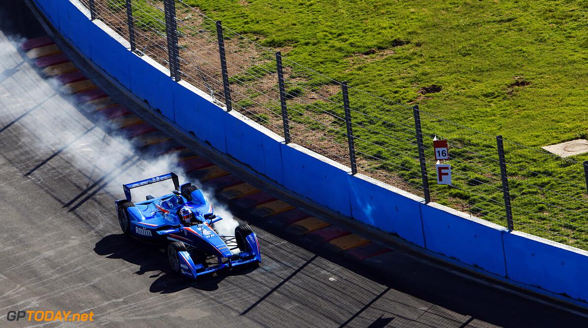 2014 FIA Formula E Championship. Punta del Este ePrix, Uruguay.  Photo: Zak Mauger/LAT/FE ref: Digital Image _L0U0779  Zak Mauger