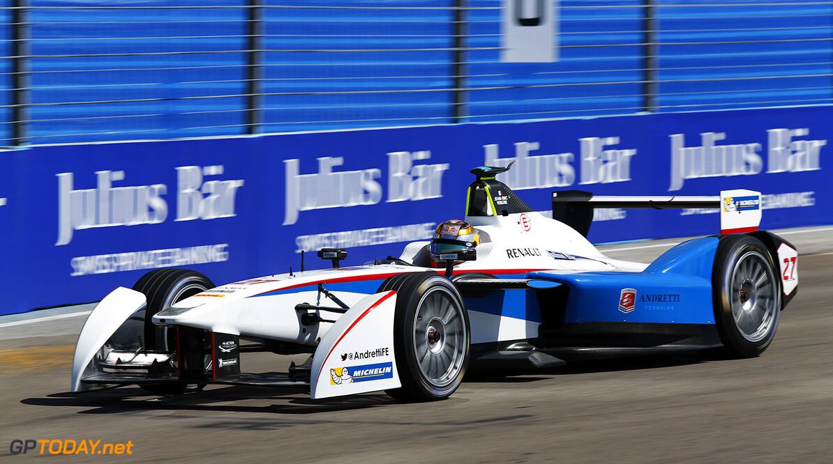 Vergne kijkt tevreden terug op Formule E-debuut