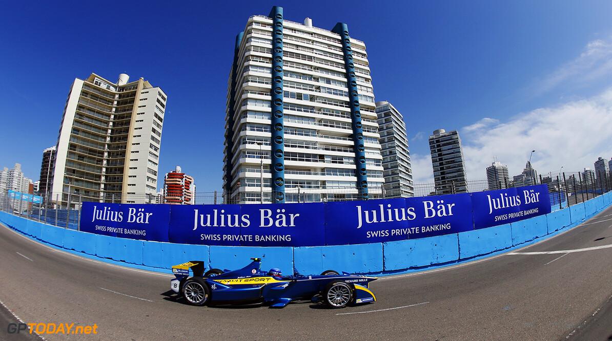 2014 FIA Formula E Championship. Punta del Este ePrix, Uruguay.  Photo: Zak Mauger/LAT/FE ref: Digital Image _L0U0956  Zak Mauger