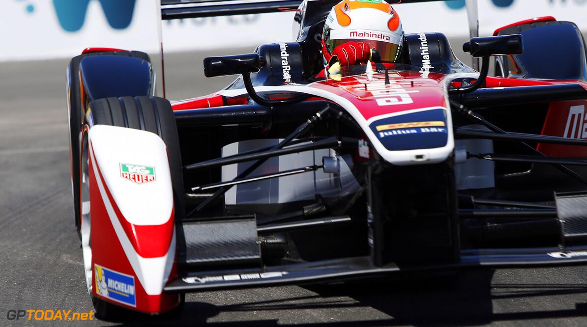 2014 FIA Formula E Championship. Punta del Este ePrix, Uruguay.  Photo: Zak Mauger/LAT/FE ref: Digital Image _L0U1198  Zak Mauger