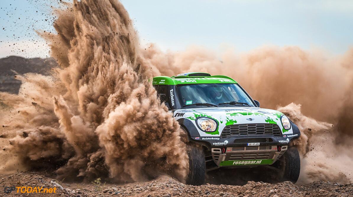 <strong>Dakar:</strong> Line-up van Mini voor de editie van 2016