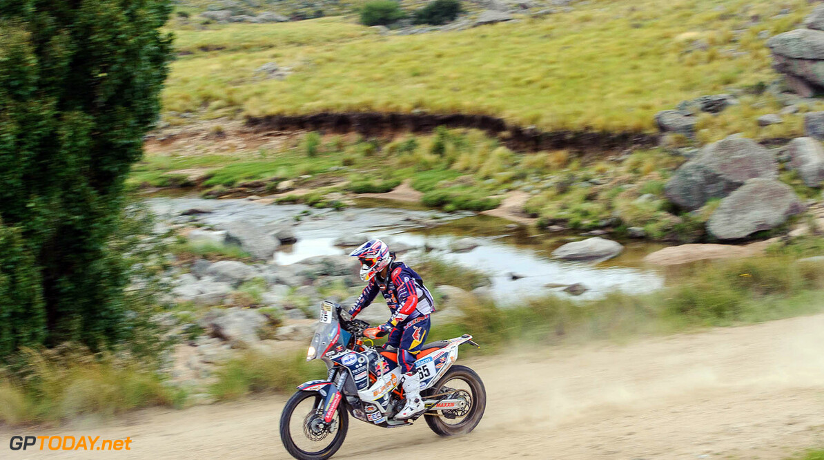 Copyright 2015 Dakar Press team  Leon Jansen    65 Jurgen van den Goorbergh (NLD) KTM Team Super-B KTM BIKE Dakar2015 Stage 02 Villa Carlos Paz - San Juan 5-jan-2015