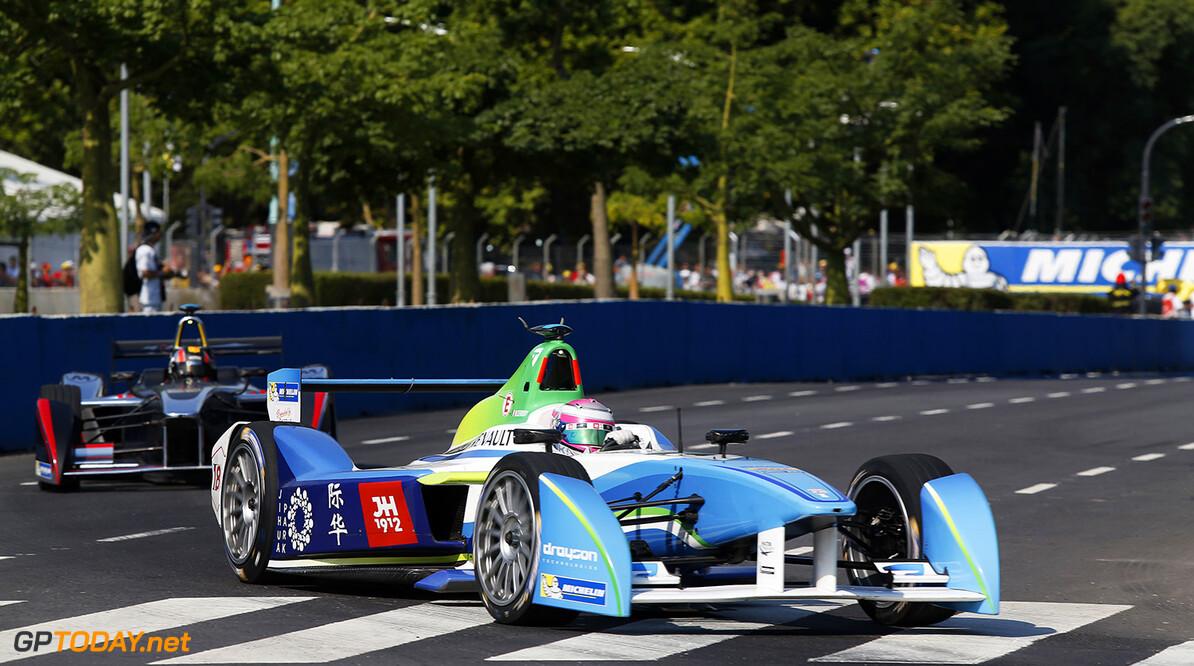 2014 Formula E  Buenos Aires e-Prix, Argentina Saturday 10 January 2015.  Photo: Sam Bloxham/LAT/Formula E ref: Digital Image _14P8252  Sam Bloxham    Formula E electric racing