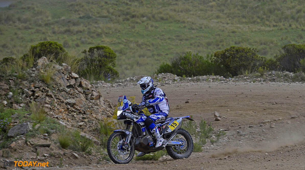 15 VERHOEVEN Frans (Nld) Yamaha action during the Dakar 2015 Argentina Bolivia Chile, Stage 2 / Etape 2 -  Villa Carlos Paz to San Juan on January 5th 2015 at Villa Carlos Paz, Argentina. Photo Eric Vargiolu / DPPI AUTO - DAKAR 2015 PART 1 Eric Vargiolu Villa Carlos Paz Argentina  auto rally rallye rallyraid rallyes raid rallye raid amerique du sud 2015 janvier january moto camion trucks bikes quad argentine bolivie chili dakar course