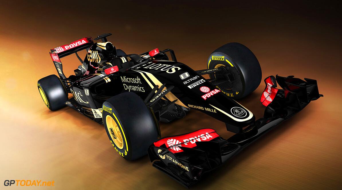 Lotus publiceert eerste afbeeldingen van de E23