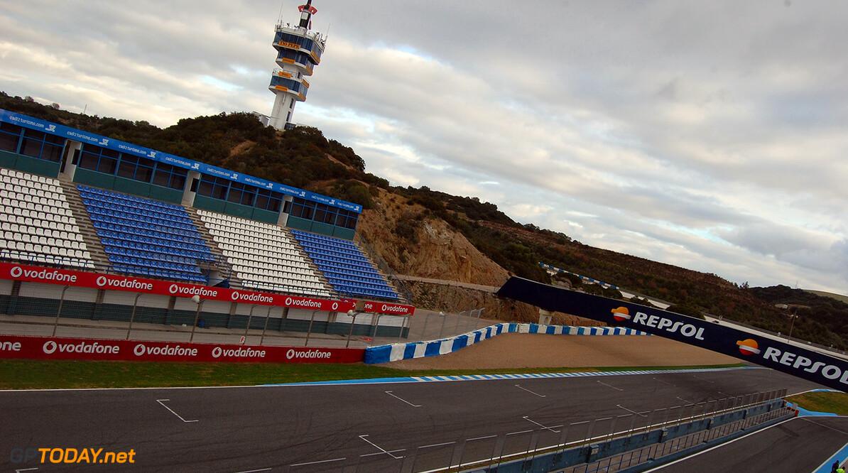 Volg LIVE de eerste testdag van 2015 vanuit Jerez
