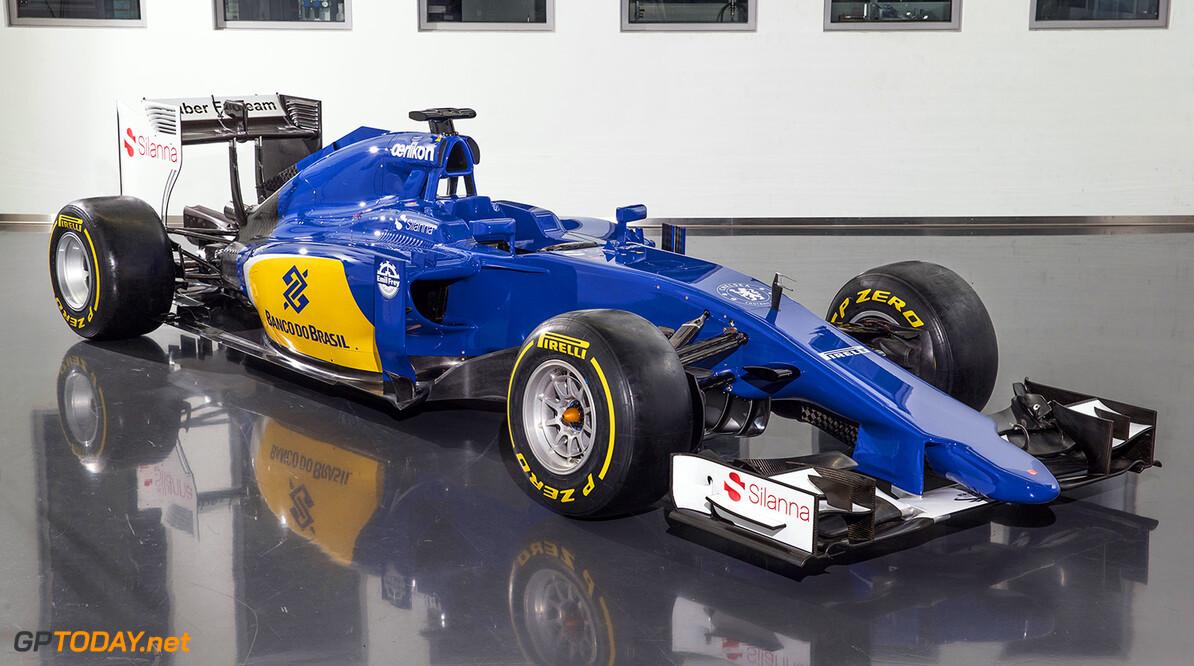 Sauber presenteert de auto voor 2015, de C34