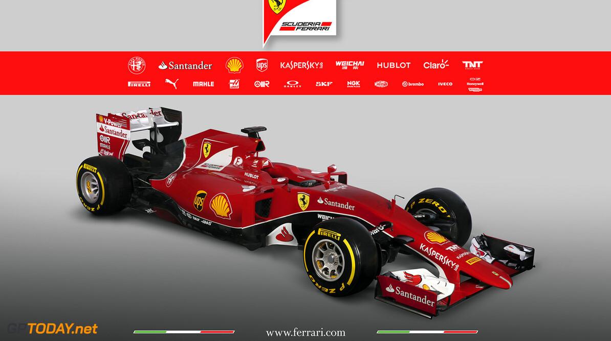 Ferrari onthult de nieuwe bolide, de SF15-T