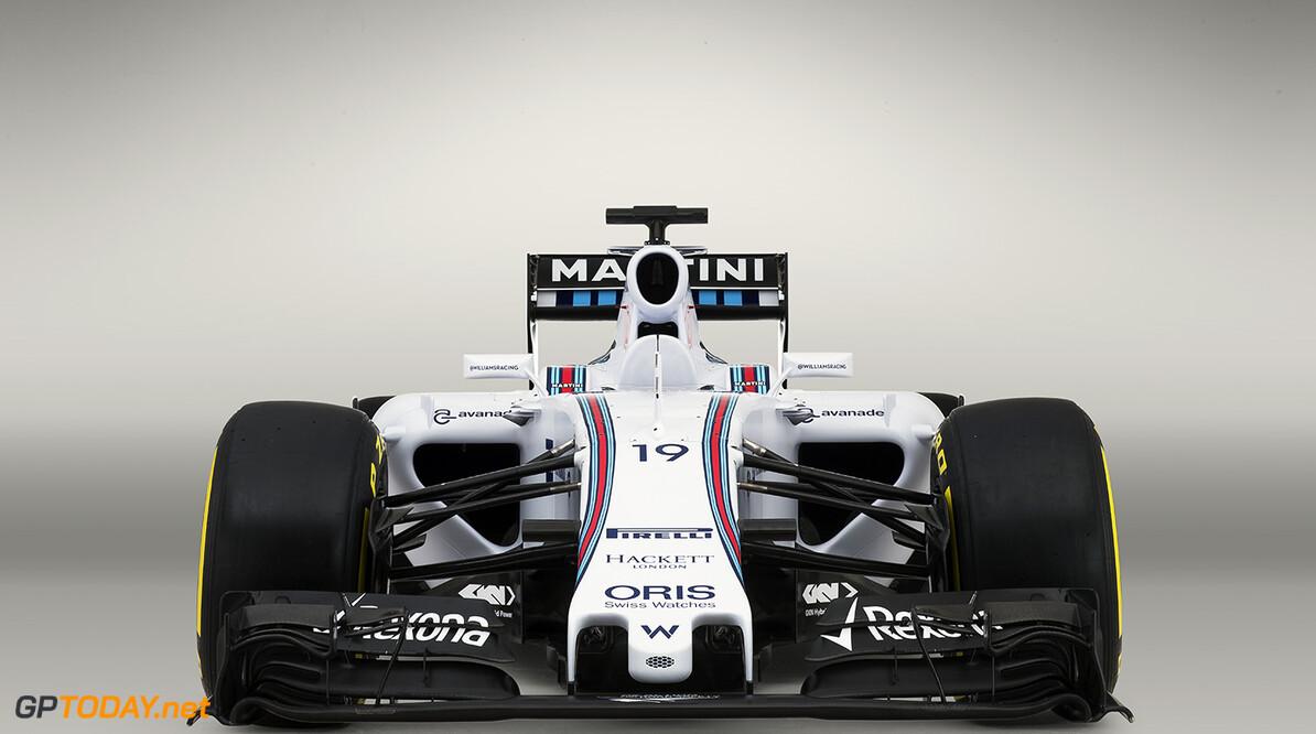Williams FW37 Mercedes Studio Images. January 2015. Photo: Williams F1 Team ref: Digital Image _W2Q7223