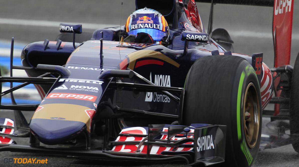 Toro Rosso tevreden na dag met veel kilometers