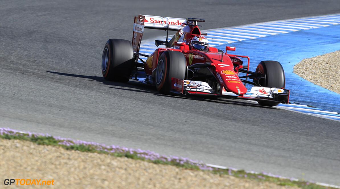 Jerez dag 4: Raikkonen met beste tijd van de week