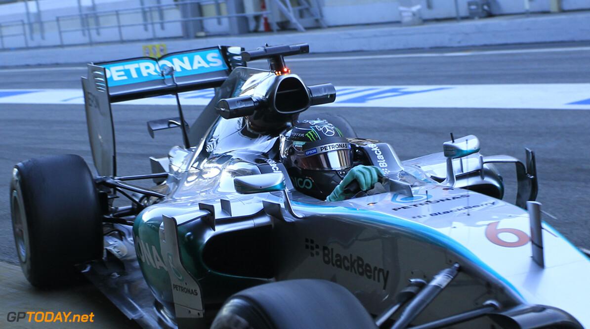Rosberg voelt zich sterker en beter voorbereid
