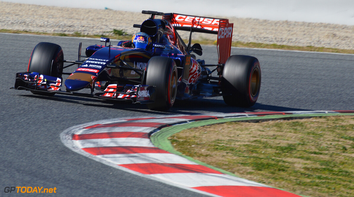 Honda will not Supply Toro Rosso with Engines for 2016