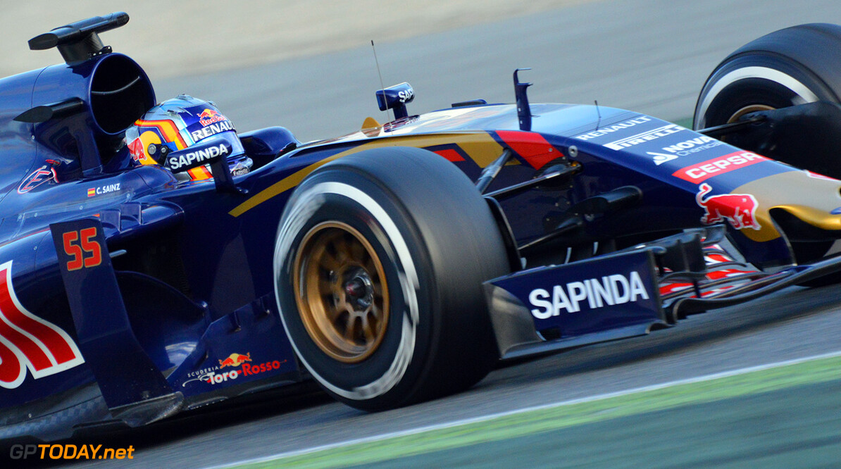 Sainz's Bad Luck Continues