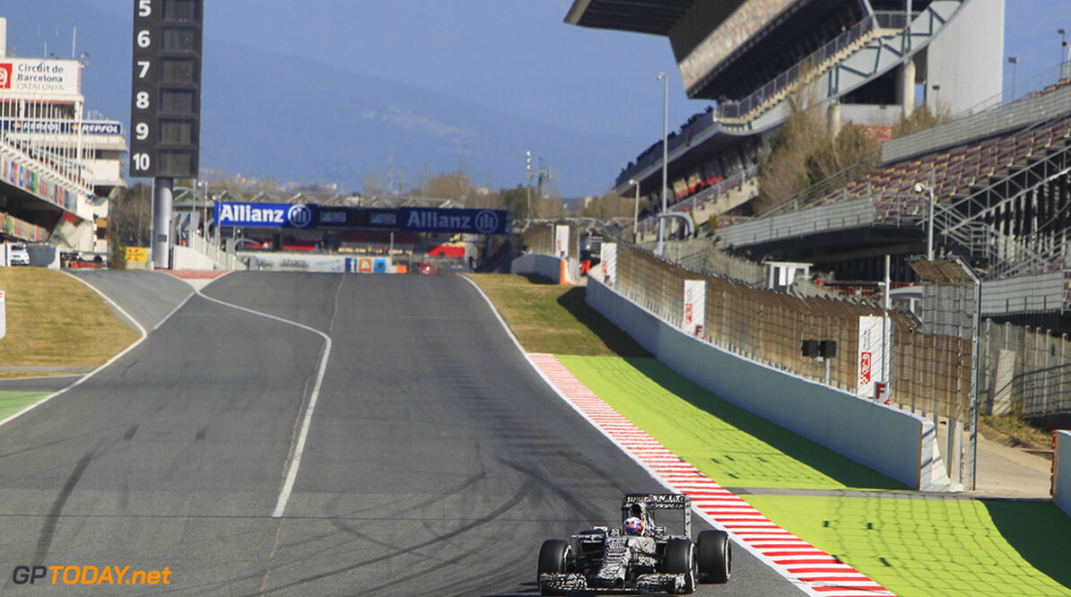 Follow LIVE the fourth day of test 2 in Barcelona