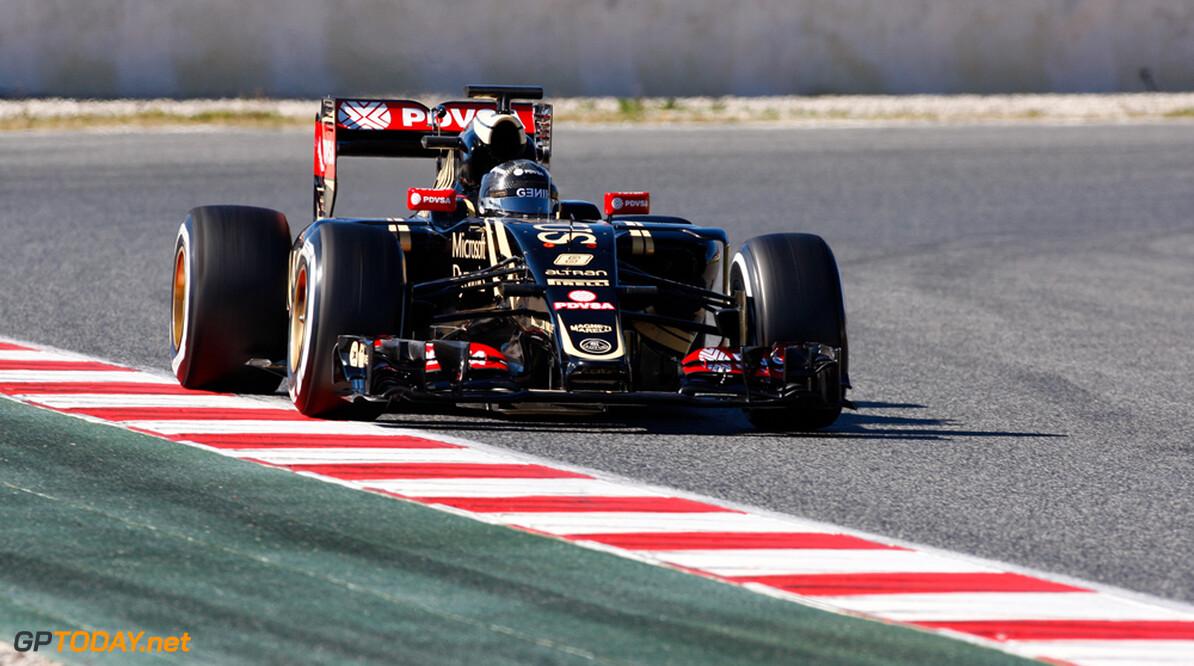 """Grosjean: """"Te vroeg om aan podium te denken"""""""