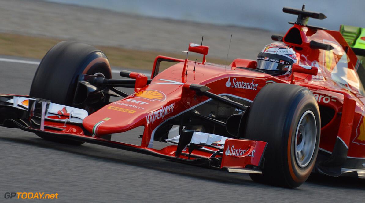 Technisch directeur Allison tevreden over testresultaten Ferrari