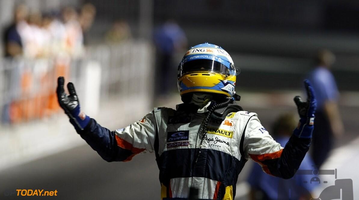 """Alonso: """"Extreem moeilijk om Ferrari en McLaren opnieuw te verslaan"""""""