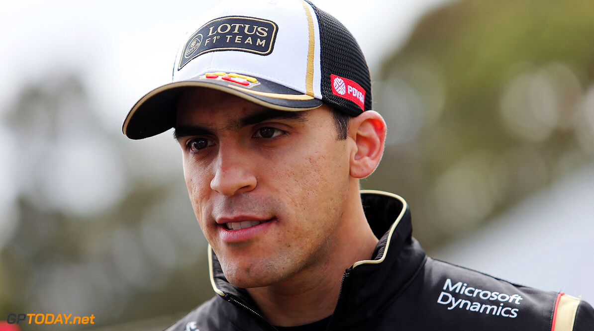 Maldonado insist he has a solid Lotus contract for 2016