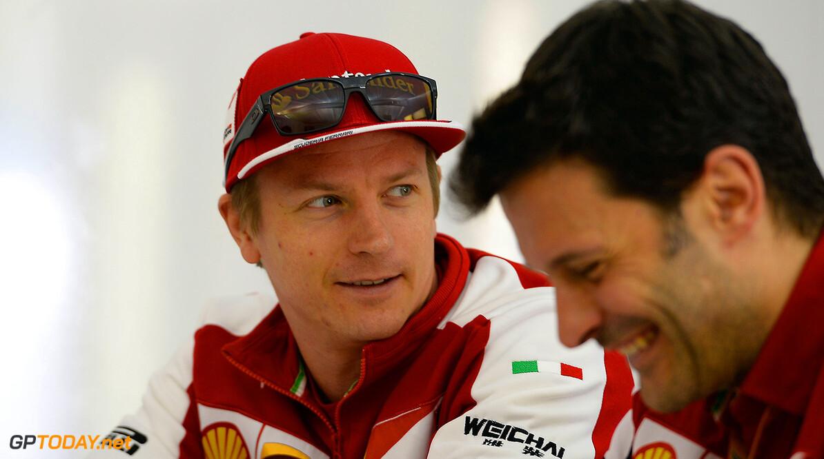 Vettel is the nicest teammate I have had - Raikkonen