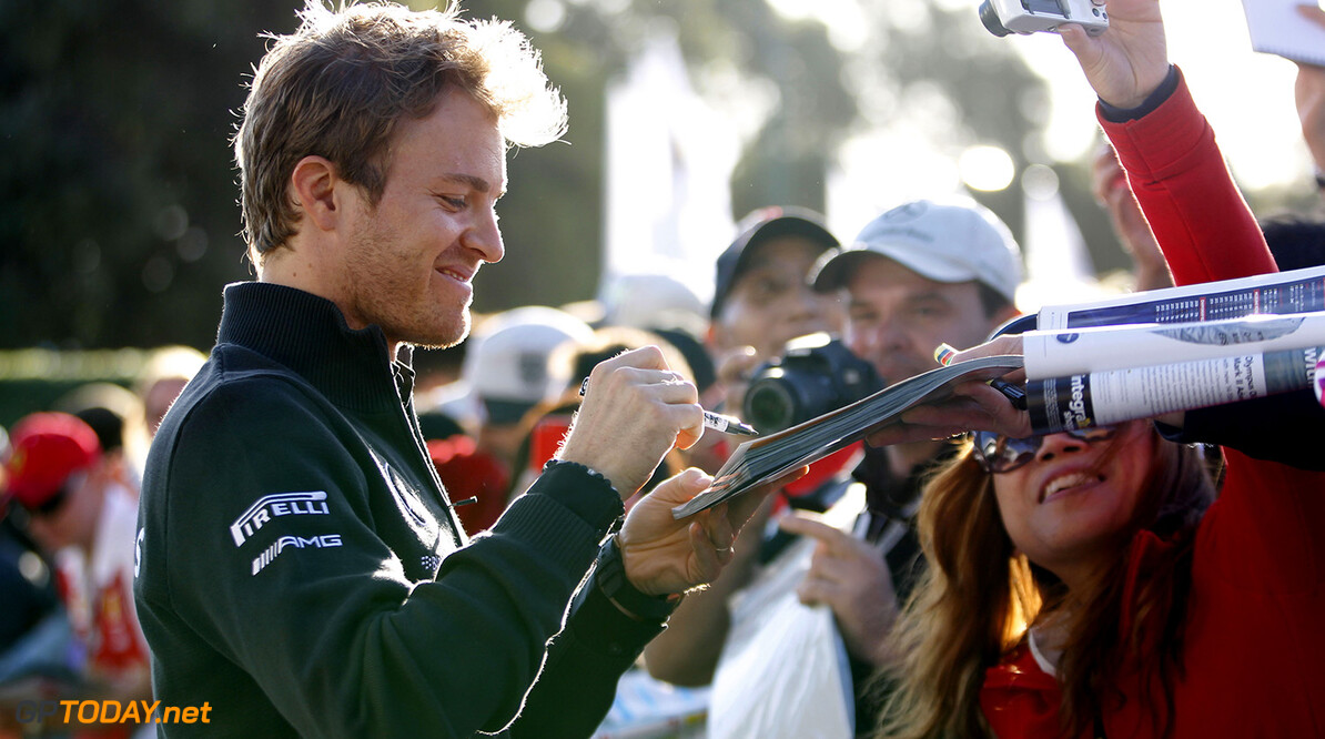 Rosberg ziet kansen voor de race