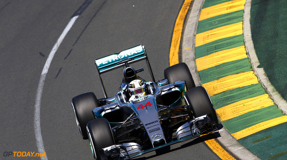 <strong>Rapport Australië 2015:</strong> Mercedes kleineert de rest