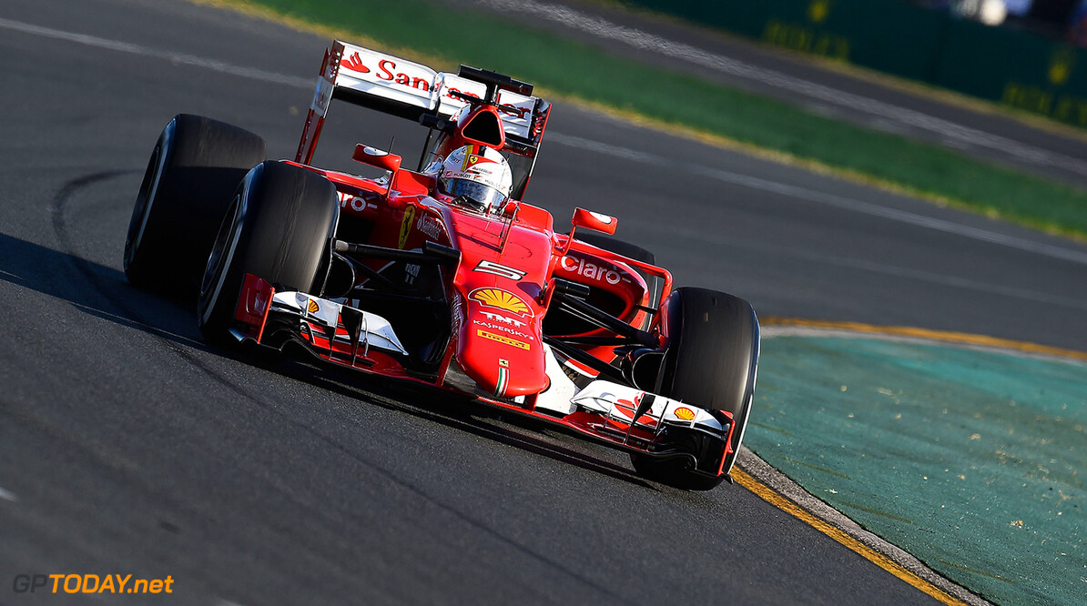 Ferrari verwacht een kleiner gat naar Mercedes