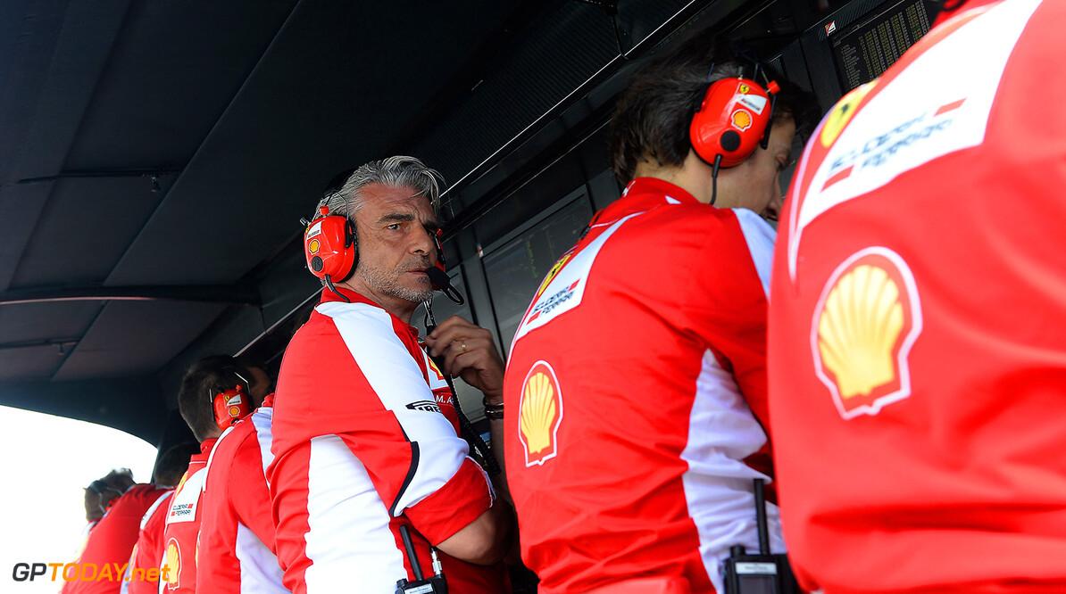 'Horizontale structuur Ferrari functioneert niet'