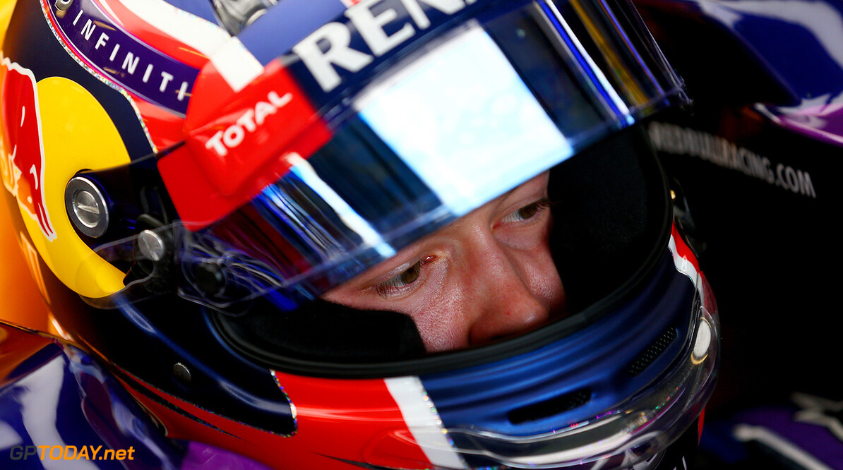 MELBOURNE, AUSTRALIA - MARCH 14:  Daniil Kvyat of Russia and Infiniti Red Bull Racing sits in his car in the garage during final practice for the Australian Formula One Grand Prix at Albert Park on March 14, 2015 in Melbourne, Australia.  (Photo by Dan Istitene/Getty Images) // Getty Images/Red Bull Content Pool // P-20150314-00215 // Usage for editorial use only // Please go to www.redbullcontentpool.com for further information. //  Australian F1 Grand Prix - Qualifying Dan Istitene Melbourne Australia  P-20150314-00215