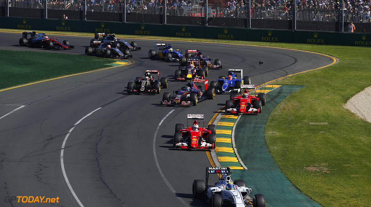 Ecclestone not afraid for diminished F1 grid for 2016