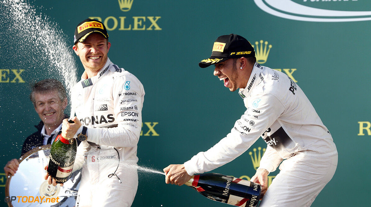 <strong>Commentary:</strong> Does Hamilton and Mercedes need Fernando Alonso or Sebastian Vettel?