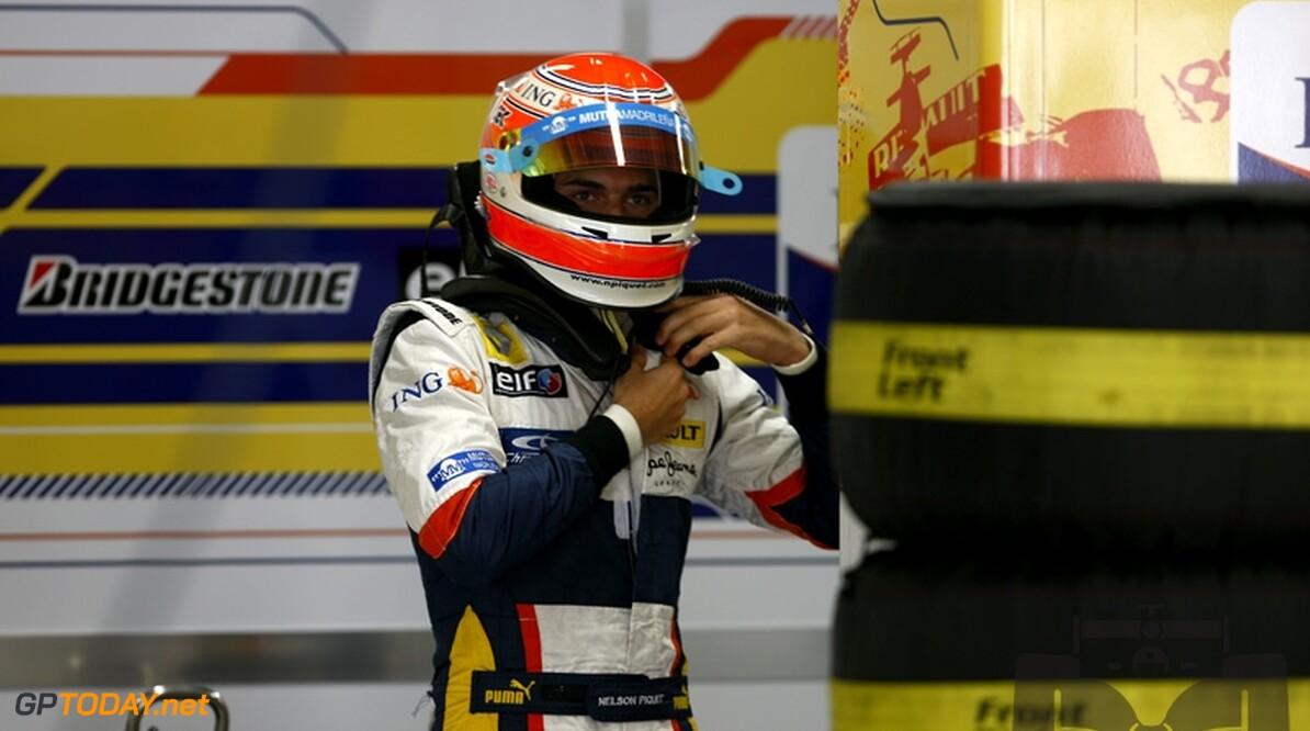 Piquet Jr. laat zich van goede kant zien