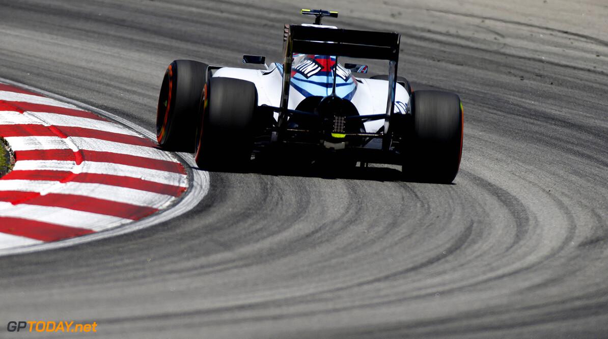 Sepang International Circuit, Sepang, Kuala Lumpur, Malaysia. Friday 27 March 2015. Valtteri Bottas, Williams FW37 Mercedes. World Copyright: Glenn Dunbar/Williams  ref: Digital Image _89P7784