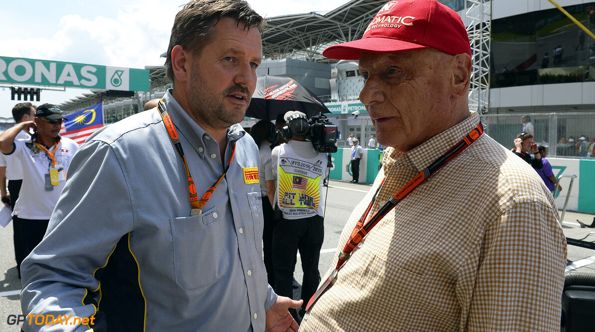 Lauda worried Sochi could expose Mercedes' weakness