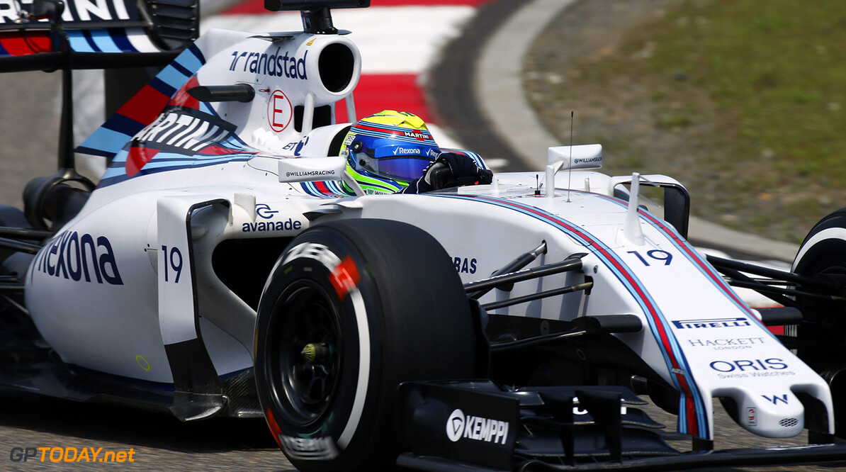Shanghai International Circuit, Shanghai, China.