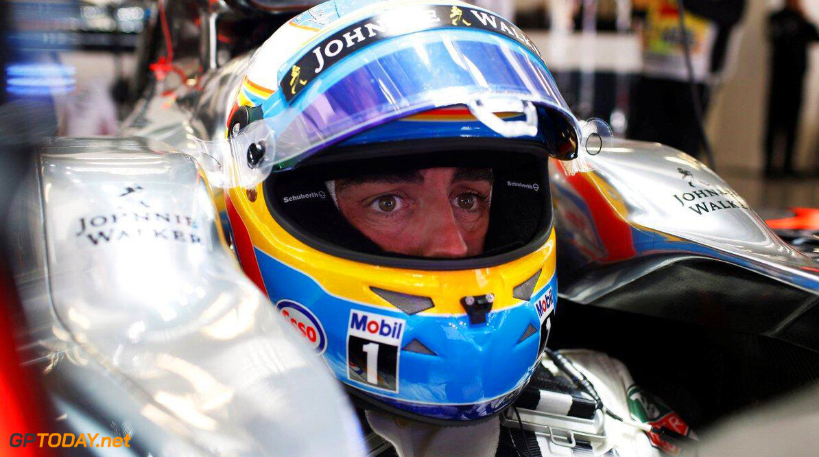 Alonso absence not cause of major boost for Ferrari