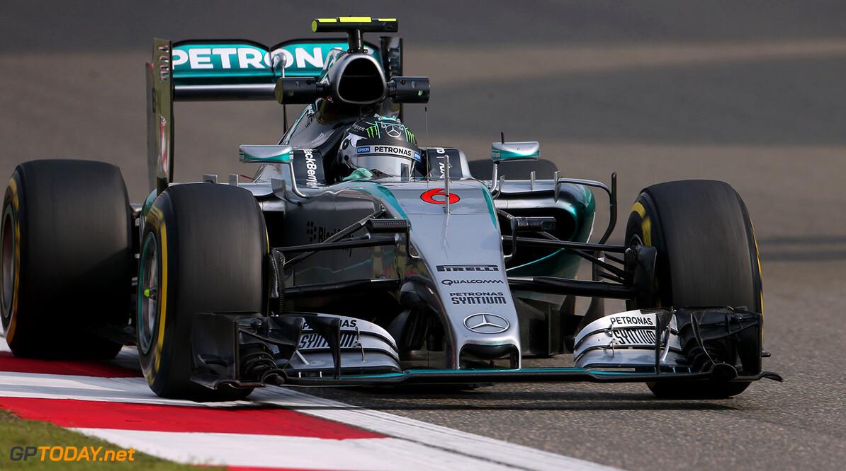 'Pauze voor Spaanse GP helpt depressieve Rosberg'