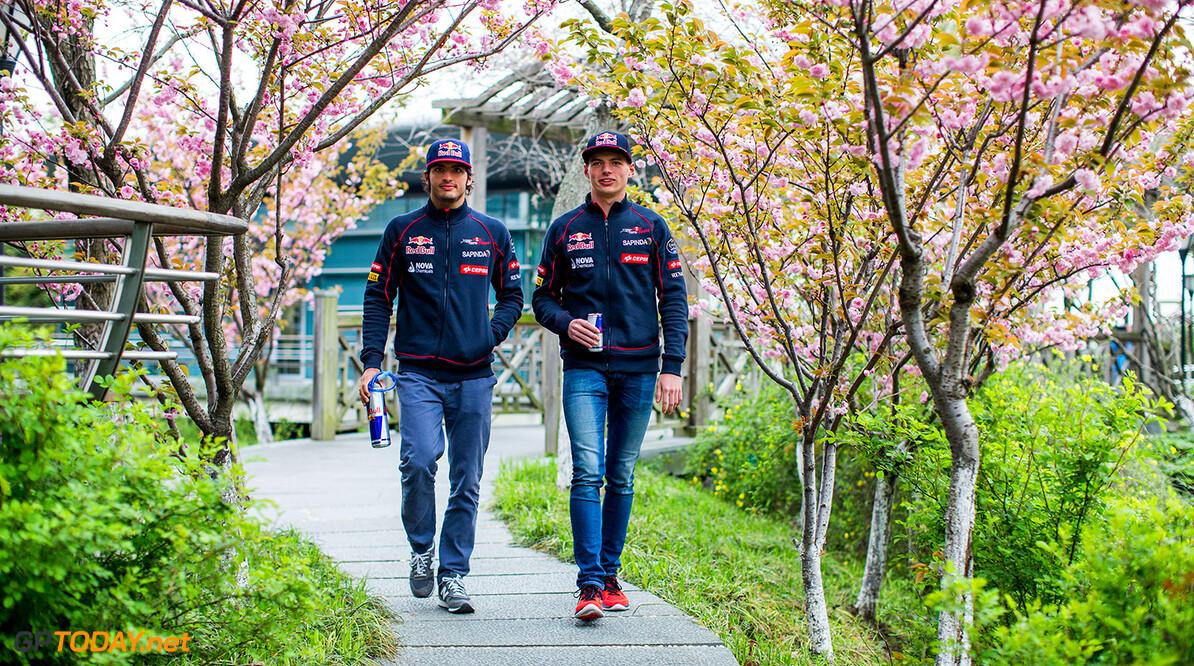 """Verstappen: """"Als rijders zijn Sainz en ik hetzelfde"""""""