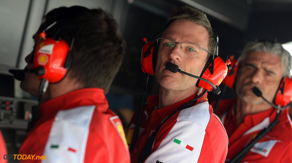 Ferrari says Allison signed new 'long-term contract'