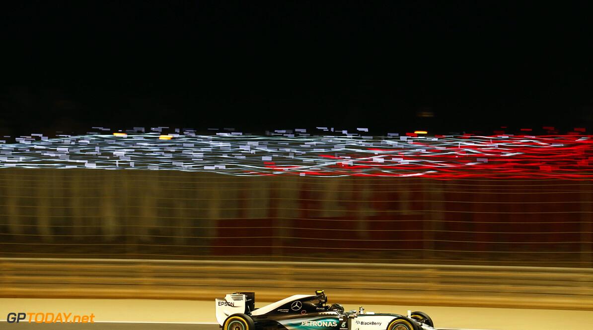 Rosberg beleeft zware race maar geniet van de gevechten