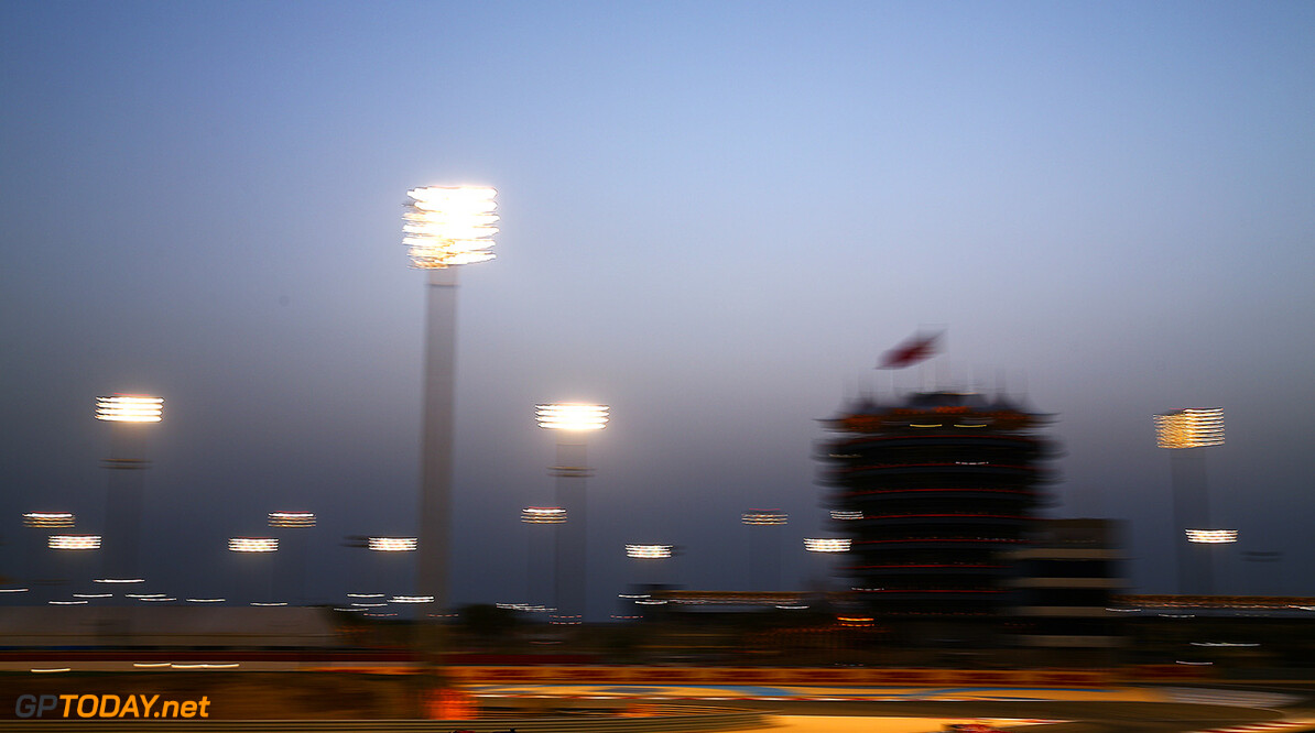 BAHRAIN, BAHRAIN - APRIL 17:  Max Verstappen of Netherlands and Scuderia Toro Rosso drives during practice for the Bahrain Formula One Grand Prix at Bahrain International Circuit on April 17, 2015 in Bahrain, Bahrain.  (Photo by Dan Istitene/Getty Images) *** Local Caption *** Max Verstappen F1 Grand Prix of Bahrain - Practice Dan Istitene Bahrain Bahrain  formula 1 Formula One Racing Auto Racing Formula 1 Grand Prix of Bahrain Bahrain Formula One Grand Prix Formula One Grand Prix