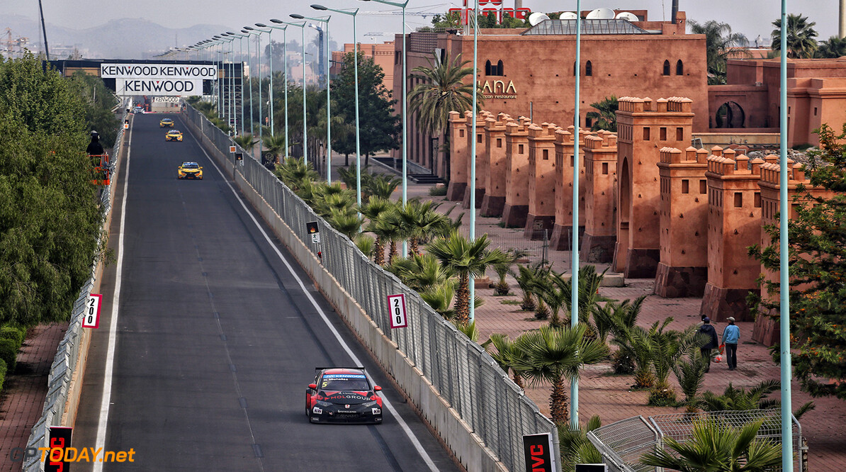 05 MICHELISZ Norbert (hun) Honda Civic team Zengo motorsport action during the 2015 FIA WTCC World Touring Car Race of Morocco at Marrakech, from April 17 to 19th 2015. Photo Francois Flamand / DPPI. AUTO - WTCC MARRAKECH 2015 FRANCOIS FLAMAND Marrakech Maroc  MAROC Auto CHAMPIONNAT DU MONDE CIRCUIT COURSE FIA Motorsport TOURISME WTCC APRIL AVRIL