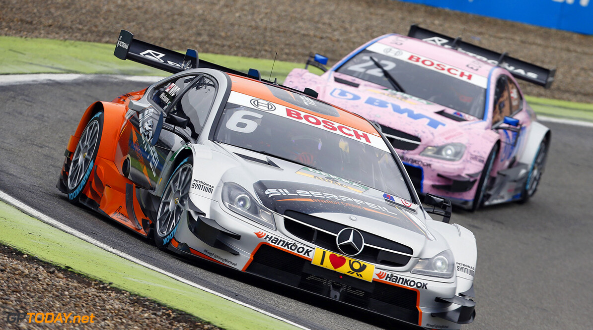 #6 Robert Wickens, Mercedes-AMG C 63 DTM