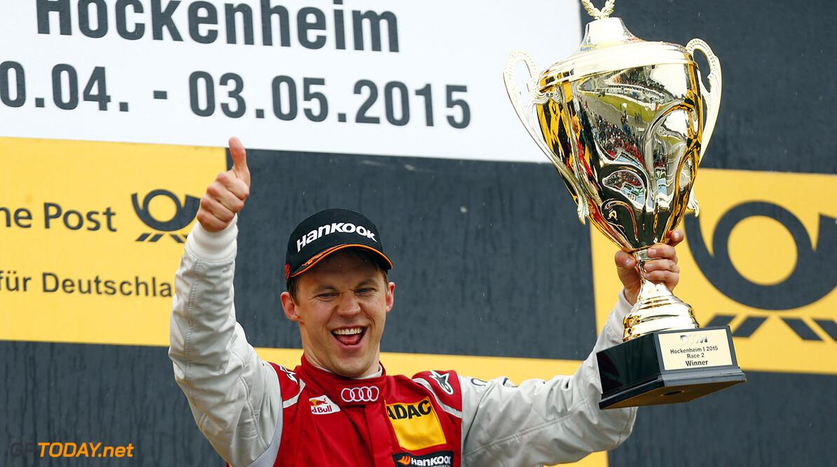#5 Mattias Ekstrom Audi RS5 DTM