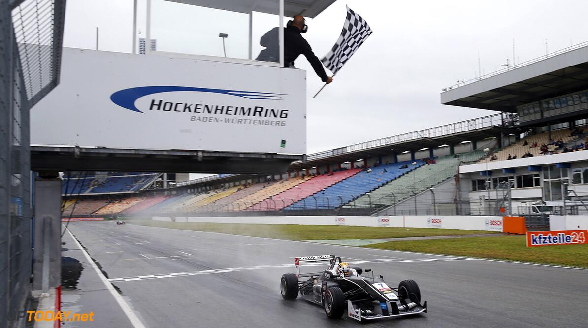 FIA Formula 3 European Championship, round 2, race 3, Hockenheim 7 Charles Leclerc (MCO, Van Amersfoort Racing, Dallara F312 - Volkswagen), FIA Formula 3 European Championship, round 2, race 3, Hockenheim (GER) - 30. April - 3. May 2015 FIA Formula 3 European Championship, round 2, race 3, Hockenheim (GER) Thomas Suer Hockenheim Germany