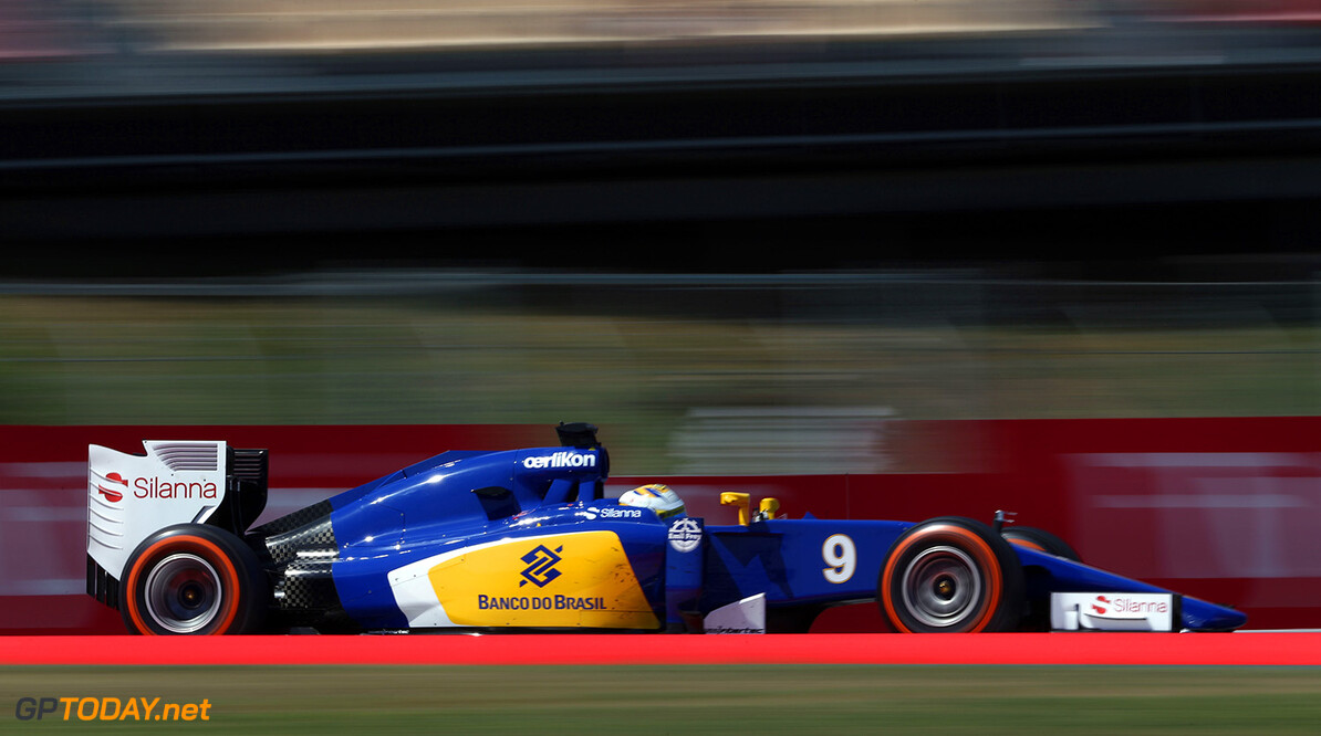 Spanish GP Friday 08/05/15 Marcus Ericsson (SWE) Sauber F1 Team. 