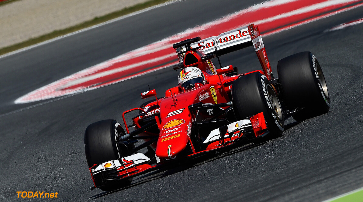 """Vettel: """"F1 should be about who can drive the fastest"""""""