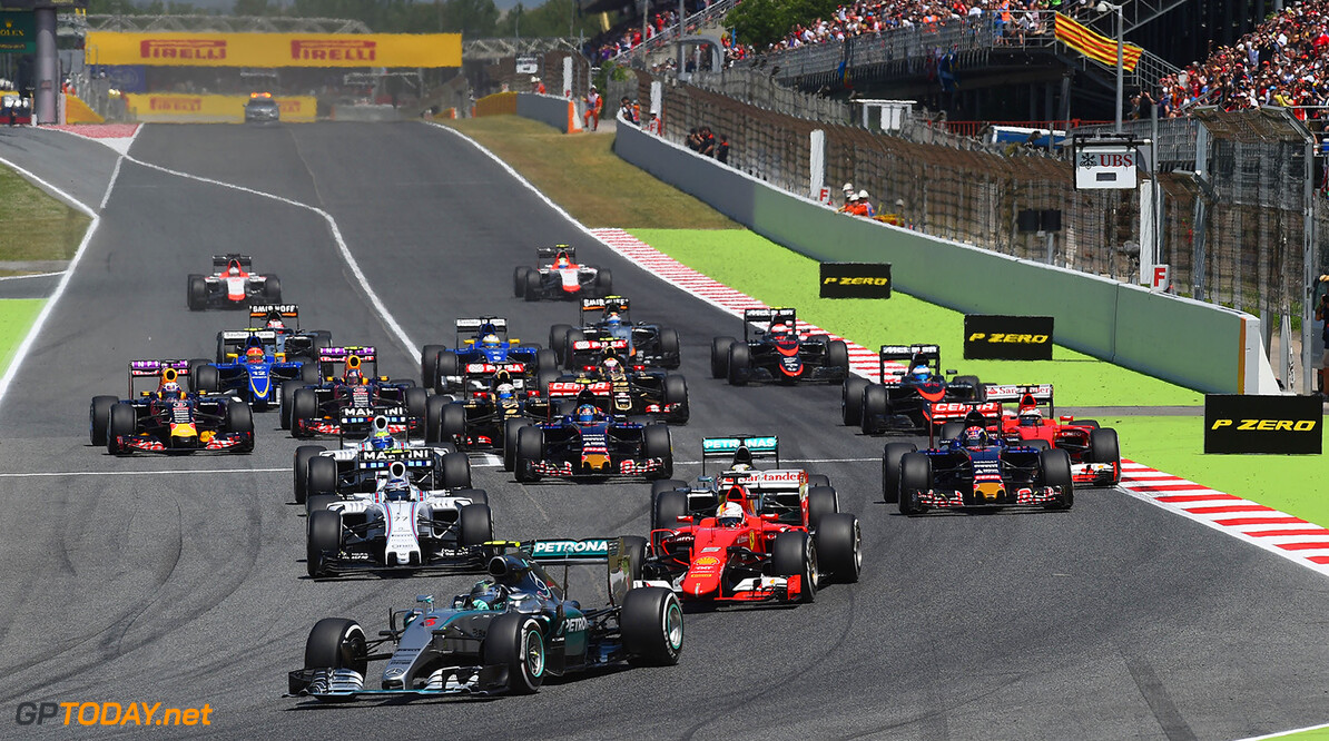 2016 F1 grid shaping up as silly season nears end